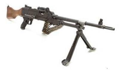 240 golf machine gun for sale